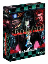 Wonderland Board Game (Apr1213