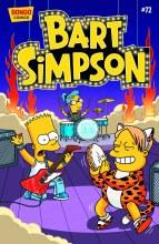 Bart Simpson Comics #72