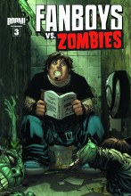 Fanboys Vs Zombies #3 Main Cvr