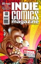 Indie Comics Magazine #5 (Mr)