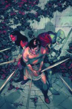 John Carter Gods of Mars #4 (o