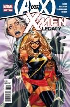 X-Men Legacy #269 Avx