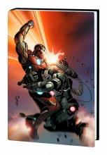 Invincible Iron Man Prem HC VOL 09 Demon