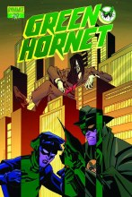 Green Hornet #29