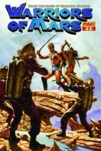 Warriors of Mars #5 (Mr)
