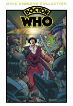 Doctor Who Dave Gibbons Collected TP
