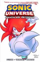 Sonic Universe TP VOL 03 Knuckles Returns