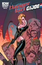 Danger Girl Gi Joe #1 (of 4)