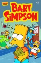 Bart Simpson Comics #73