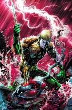 Aquaman #11 Var Ed Incentive Ivan Reis Sketch Cover
