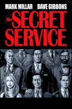 Secret Service #4 Of(7) (Mr)
