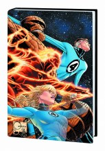 Fantastic Four By Jonathan Hickman Prem HC