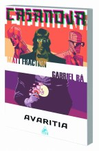 Casanova TP VOL 03 Avaritia (M