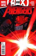 Avengers #25 2nd Ptg