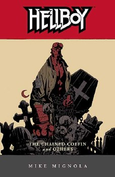 HELLBOY V3 CHAINED COFFIN TP