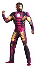 Avengers Iron Man Mk VII Muscle Costume XL