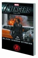 Marvels Avengers TP Black Wido