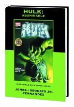 Hulk Abominable Prem HC Dm Var