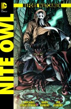 Before Watchmen Nite Owl #2 (of 4) Finch & Friend Var Cvr (1 for 25)