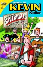Kevin Keller #5 Reg Cvr