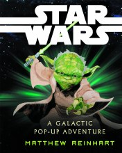 Star Wars Galactic Pop Up Adve
