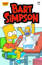 Bart Simpson Comics #75