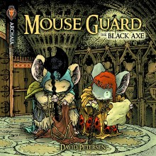 Mouse Guard Black Axe #6 (of 6