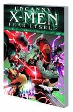 Fear Itself Uncanny X-Men TP