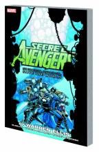 Secret Avengers TP Run Mission Save World