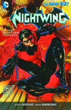Nightwing TP VOL 01 Traps and