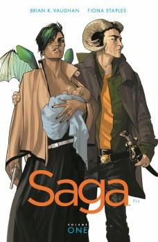 Saga TP VOL 01 (Mr)