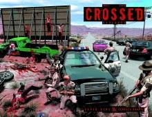 Crossed Badlands #15 Wrap Cvr