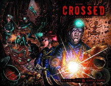 Crossed Badlands #16 Wrap Cvr