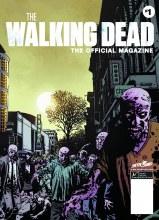 Walking Dead Magazine #1 Px Ed