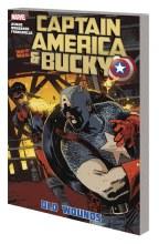 Captain America and Bucky TP O