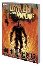 Daken Dark Wolverine TP No Mor