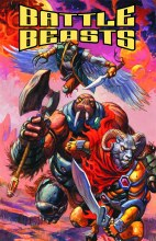 Battle Beasts TP VOL 01