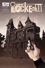Locke & Key Omega #1 (of 7) 10