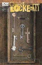 Locke & Key Omega #1 (of 7) Su