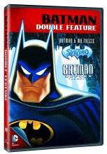 Batman Double Feature DVD Subzero/Batman Beyond Movie