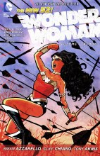 Wonder Woman TP VOL 01 Blood