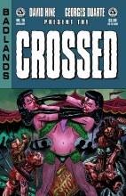 Crossed Badlands #15 Auxiliary Cvr (Mr)