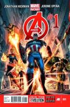 Avengers #2 Now