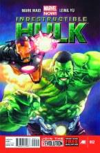Indestructible Hulk #2 Now