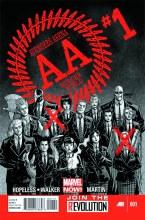 Avengers Arena #1 Now