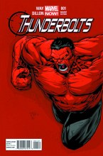 Thunderbolts #2 Now