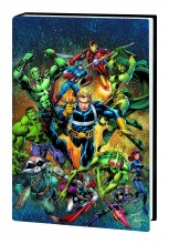 Avengers Assemble By Bendis HC