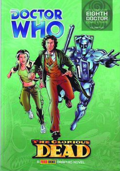 Doctor Who TP Glorious Dead