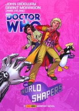 Doctor Who TP World Shapers