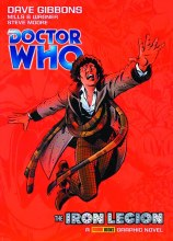 Doctor Who TP Iron Legion